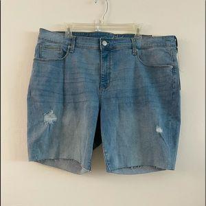 Universal Thread Women's Denim Jean Shorts NWT